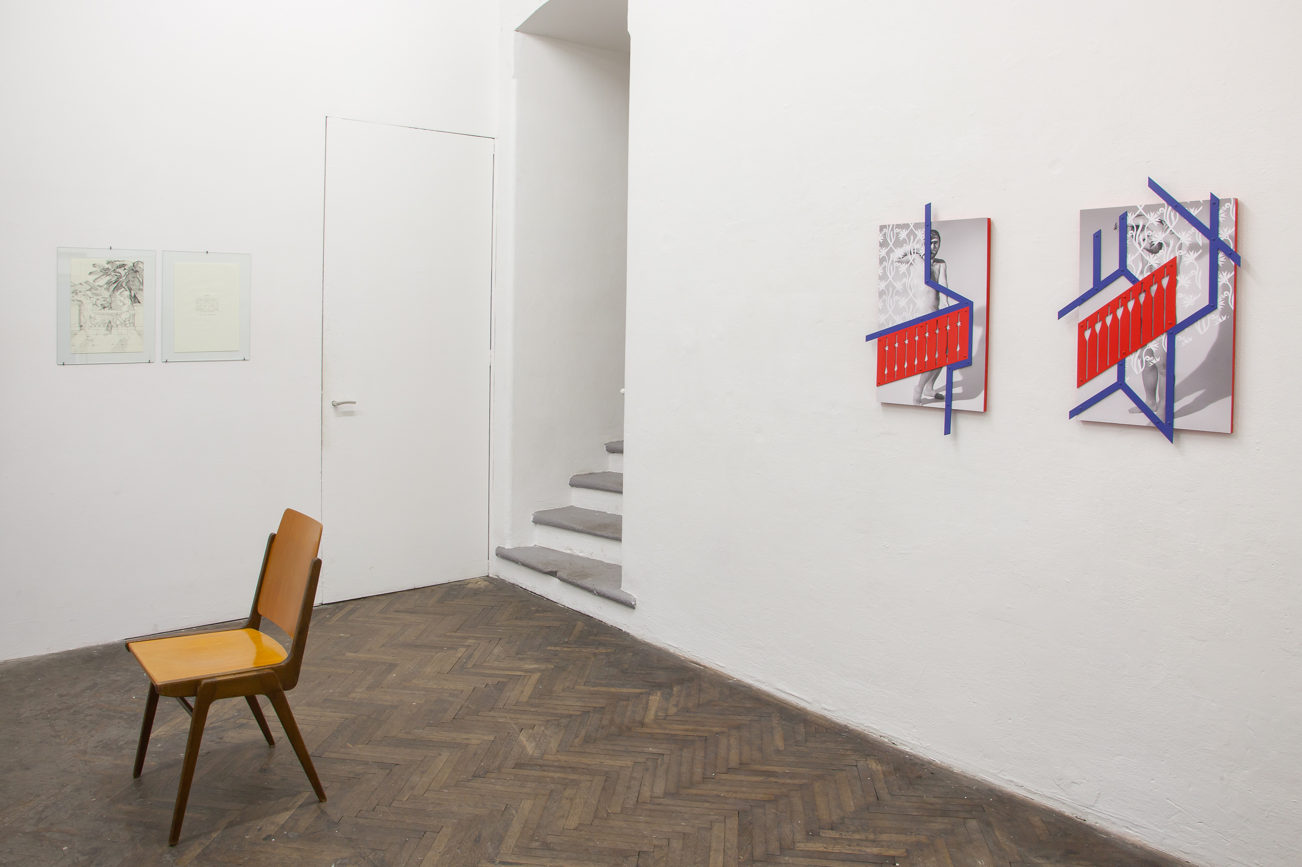 The will to change, exhibition view, 2020